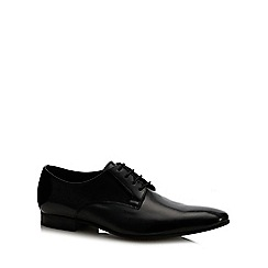 paolo sartori - Black leather 'Shakespeare' derby shoes