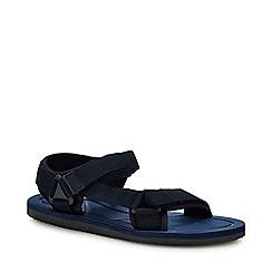 Mantaray - Navy 'Crete' Sandals
