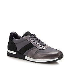 J by Jasper Conran - Grey 'Naples' Trainers