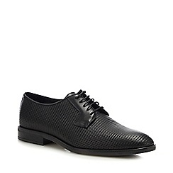 Hammond & Co. by Patrick Grant - Black Leather 'Fernham' Lace Up Shoes