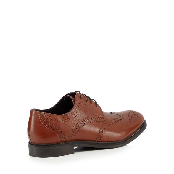 Collection leather Tan brogues The Tan leather Tan brogues Collection brogues The leather Collection The wqtt7P