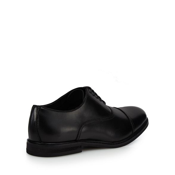 Collection Oxford lace The shoes up Black zwdaqxPgP