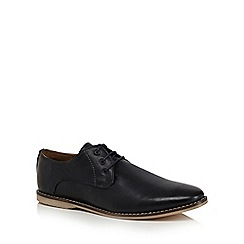 Red Herring - Navy 'Sandy' Derby shoes