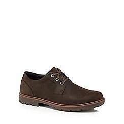 Rockport - Brown 'Tough Bucks' lace up shoes