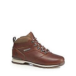 Timberland - Brown 'Splitrock 2' walking boots