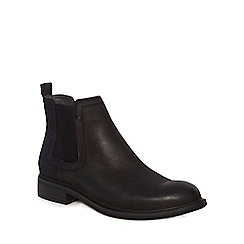 G-Star - Black 'Warth' Chelsea boots