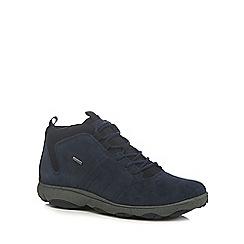 Geox - Navy 'Nebula' walking boots