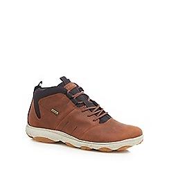 Geox - Light brown 'Nebula' walking boots