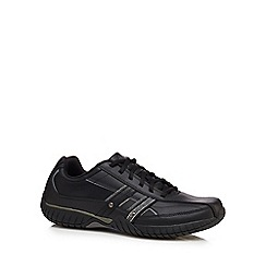 Skechers - Black 'Sendro' trainers