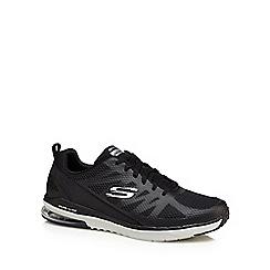 Skechers - Black 'Air Infinity' trainers