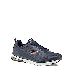 Skechers - Navy 'Air Infinity' trainers