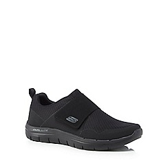 Skechers - Black 'Flex Advantage 2.0' trainers