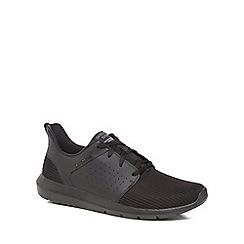 Skechers - Black 'Foreflex' trainers