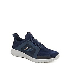 Skechers - Navy 'Elite Flex' trainers