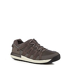 Clarks - Grey 'Pickford' trainers