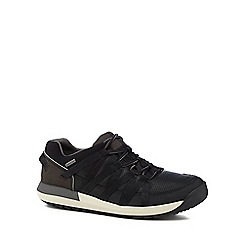 Clarks - Black 'Pickford' trainers