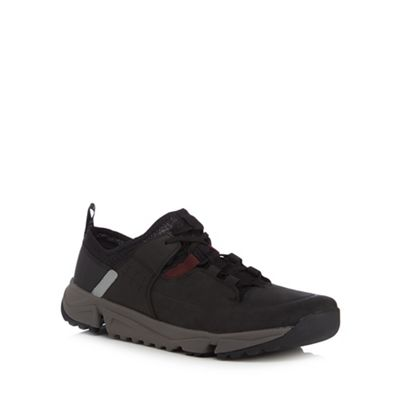 Online ExclusiveClarks - Black 'Tritrack' trainers