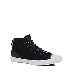 Converse - Black 'Chuck Taylor All Star' high top trainers