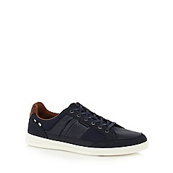 Jack & Jones - Navy 'Rayne' trainers