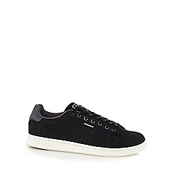 Jack & Jones - Black 'Bane' trainers