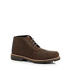 Chatham Marine - Dark brown leather 'Colorado' chukka boots