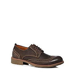 Chatham Marine - Brown leather 'Owen' brogues