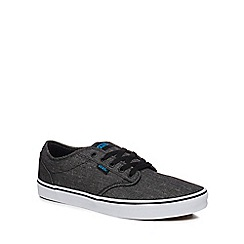 Vans - Dark grey 'Atwood' trainers