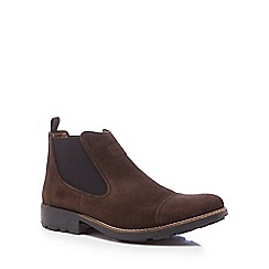Rieker - Brown Chelsea boots