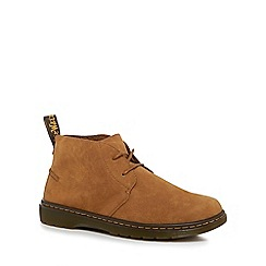 Dr Martens - Tan leather 'Ember' chukka boots