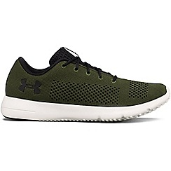 Under Armour - Green 'Rapid' running shoes