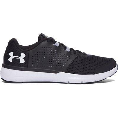 Online ExclusiveUnder Armour - Black 'Fuel' running shoes
