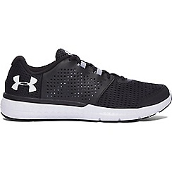 Under Armour - Black 'Fuel' running shoes