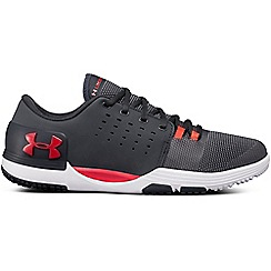 Under Armour - Red 'Limitless 3.0' training shoes