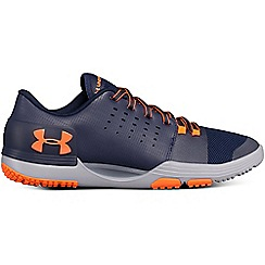 Under Armour - Blue 'Limitless 3.0' training shoes