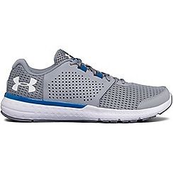 Under Armour - Grey 'Fuel' Micro G® running shoes