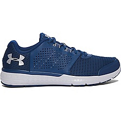 Under Armour - Blue 'Fuel' Micro G® running shoes