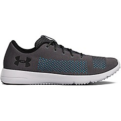 Under Armour - Grey 'Rapid' running shoes