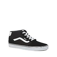 Vans - Black 'Chapman' high tops