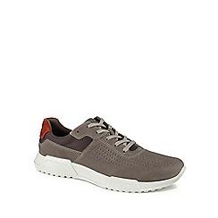 ECCO - Grey 'Luca' trainers