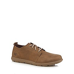 Caterpillar - Natural leather 'Arven' lace up shoes