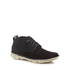 Caterpillar - Black 'Almanac' lace up boots