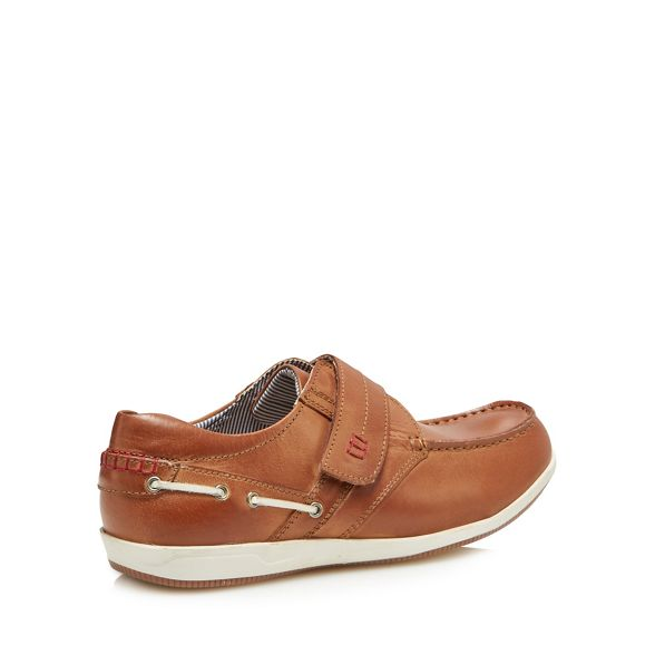 Tan 'Baldwin' shoes 1759 Lotus leather Since 07aYnwE