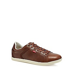 Levi's - Brown 'Loch' trainers