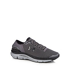 Under Armour - Grey 'SpeedForm' trainers