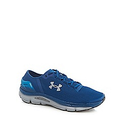 Under Armour - Blue 'SpeedForm' trainers