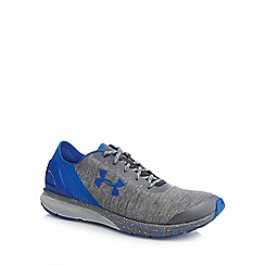 Under Armour - Blue 'UA Charged Escape' running shoes