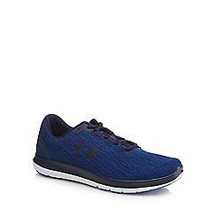 Under Armour - Blue 'Remix' trainers