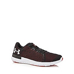 Under Armour - Black 'Thrill 3' trainers