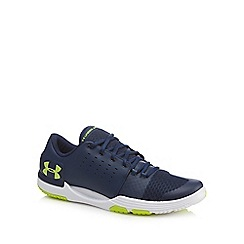 Under Armour - Navy 'UA Limitless 3.0' trainers