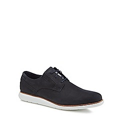 Rockport - Navy leather 'Total Motion Sport Dress' lace up shoes